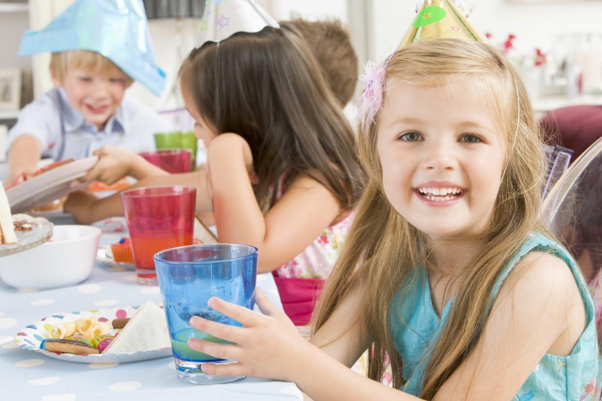 Kindergeburtstag kennenlernen